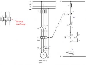 Überlastrelais 300x228 - Schutz elektrischer Motoren