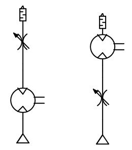 Controling pneumatic motor - speed