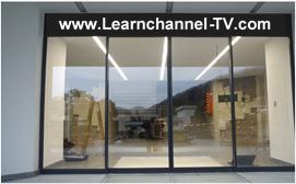 Learnchannel TV - time relay