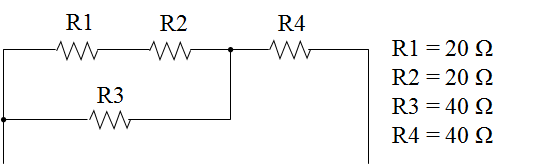 Resistors - Mixed connections