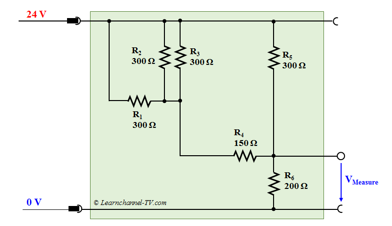 Resistors in Mixed Connection 1