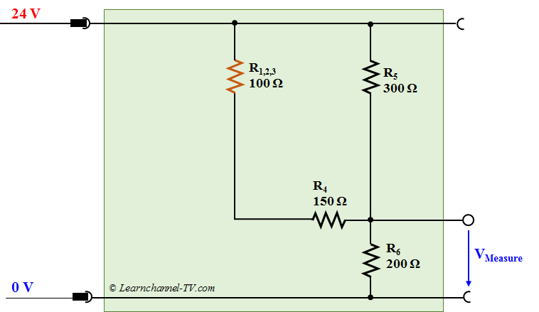 Resistors in Mixed Connection 2