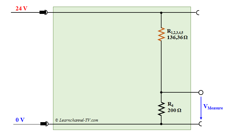 Resistors in Mixed Connection 4