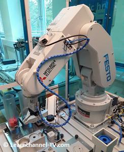 3R or RRR - robot