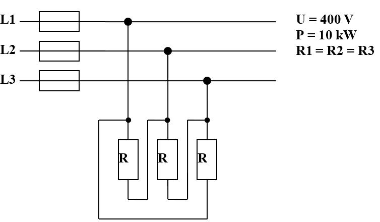 3 Phase Voltage - work order 1