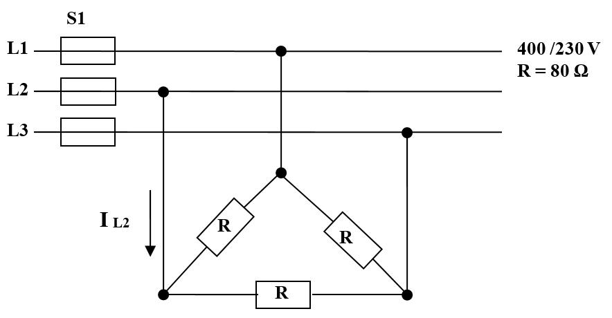3 Phase Voltage - work order 2